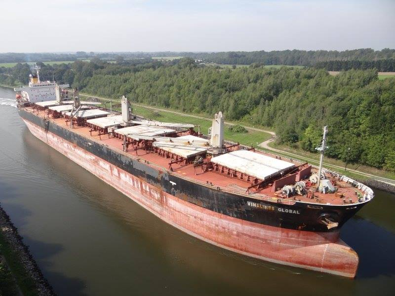 VINALINES GLOBAL - 73.350 DWT